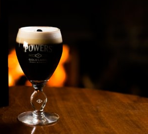 Chez Koen Courtrai Wervicq Irish Coffee