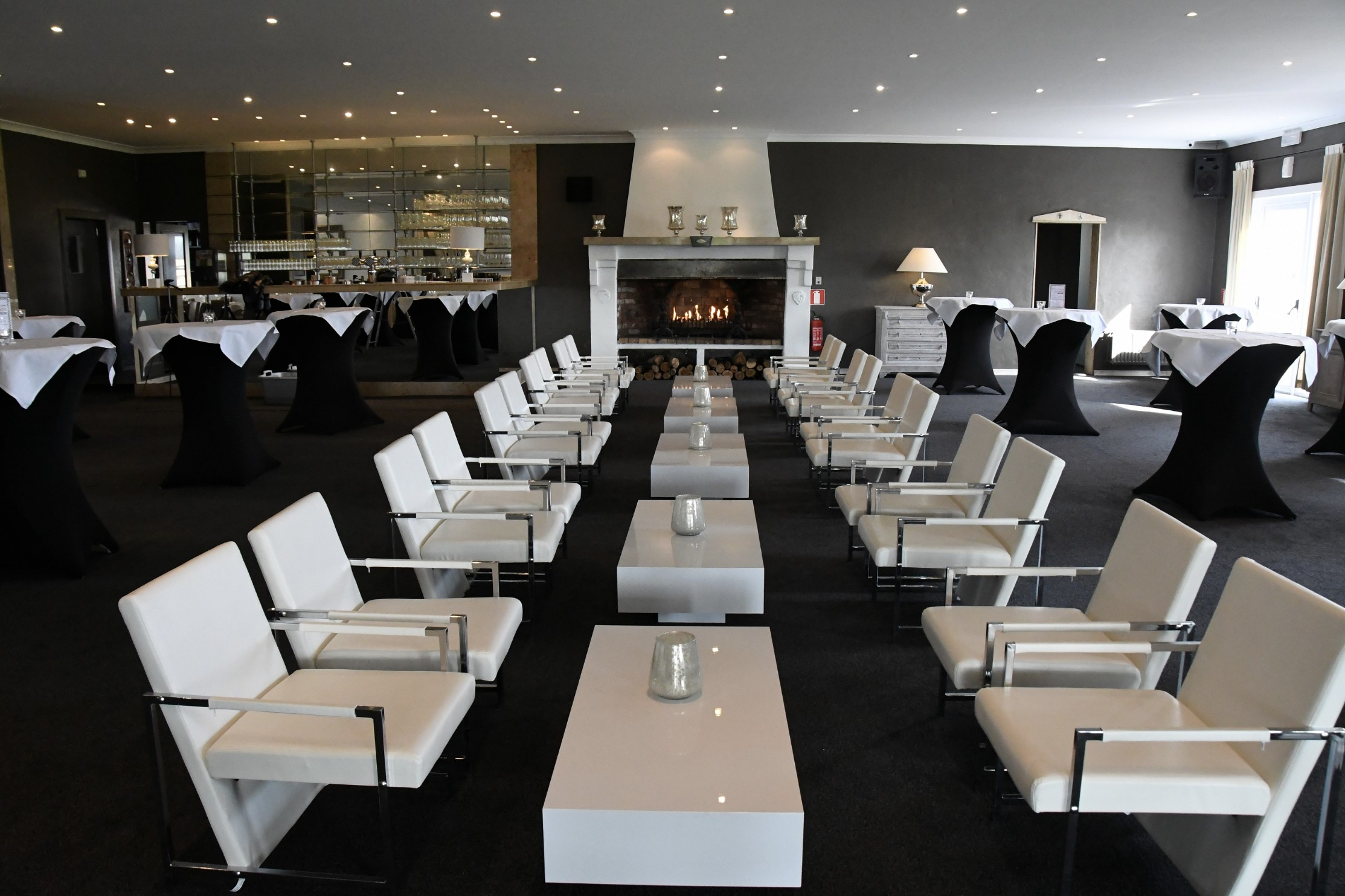 Hof Ter Heulebeke - Feestzaal